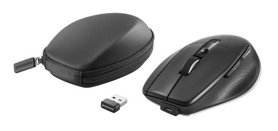 3Dconnexion CadMouse PRO Wireless, USB